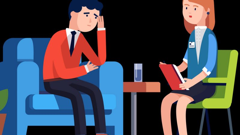 """The Right Time to Say """"Yes"""" for Counselling"""