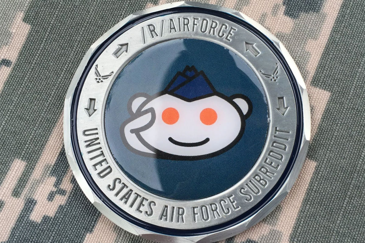 5 Interesting Facts about Air Force Coins
