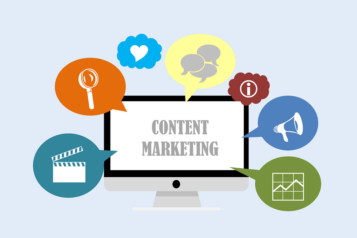 What Are the Type of Content Marketing Targets One Should Have?