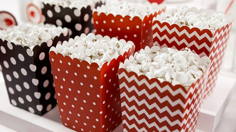 How to Select Creative and Eye-Catching Graphics for Popcorn Box