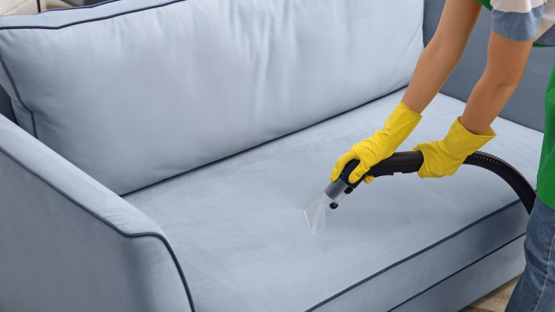 What is the Easiest Way to Clean Sofa?