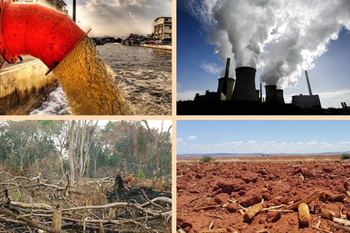 Major Environmental Problems in India