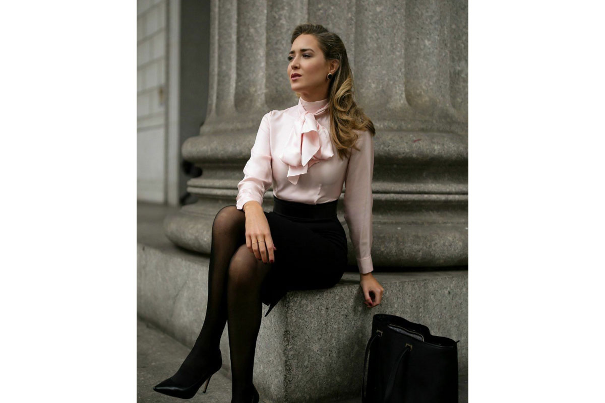 How to choose stockings and tights for the office?