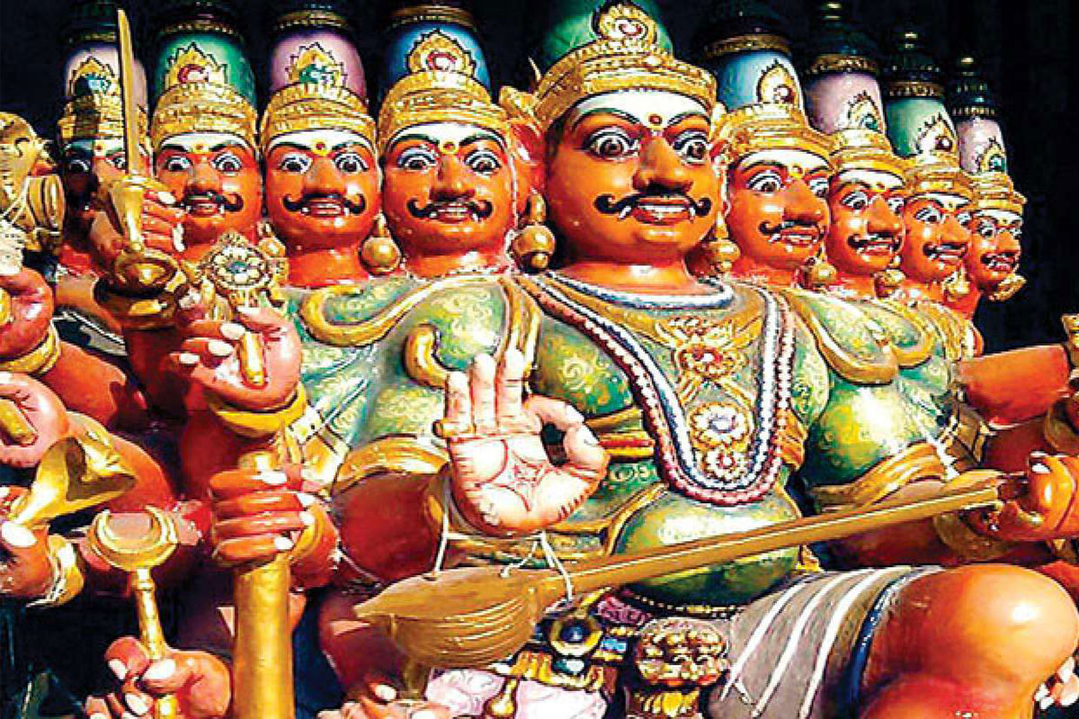 Unknown Facts about Ravana